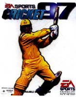 EA Sports Cricket 97 logo